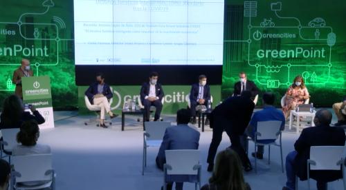 Malaga Greencities event