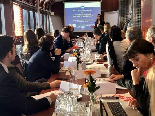 Helsinki workshop news