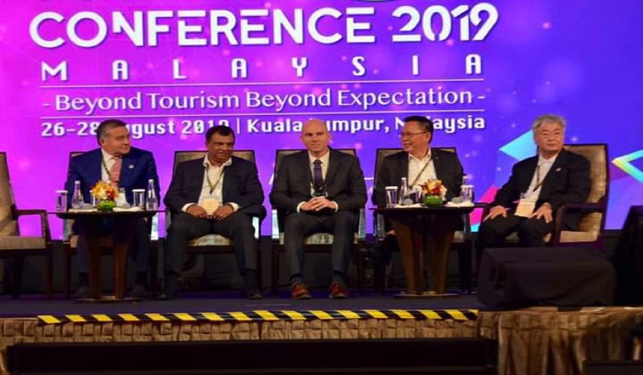 Helsinki world tourism conference