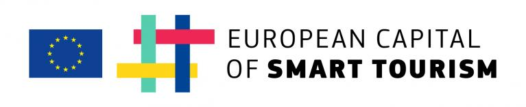 European Capital of Smart Tourism 2022 - official logo_horizontal